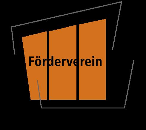 Logo des Fördervereins Pro Stadtbibliothek Neuss e. V.