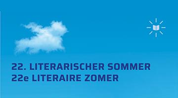 Logo des 22. Literarischer Sommers