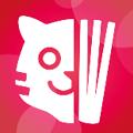 Das Logo der Bilderbuch App Tigerbooks.
